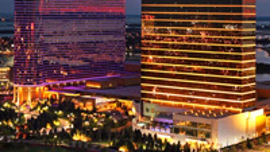 Borgata casino war