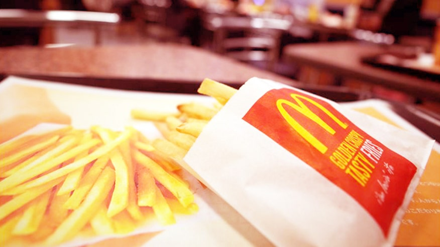 How to make McDonald's world famous fries at home