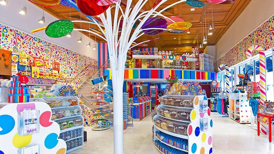 The world 39 s best candy shops fox news for Best boutiques in the world