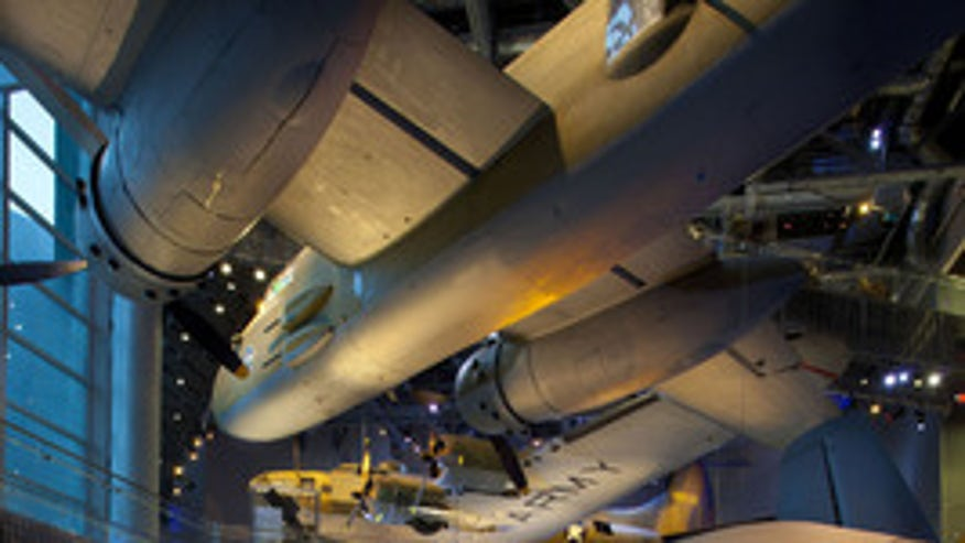 Taking the Kids — to the World War II Museum