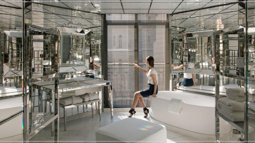 The World 39 S Most Beautiful Hotel Bathrooms Fox News