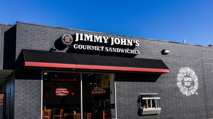 Michigan woman serves lawsuit to Jimmy John's over ...