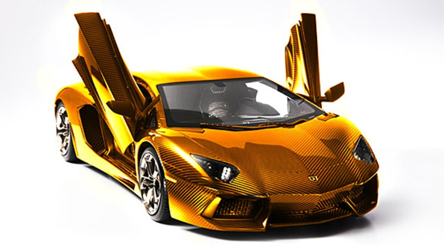 Robert Gülpen Lamborghini