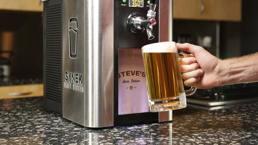 New Home Brew System Is The Keurig For Craft Beer Fox News