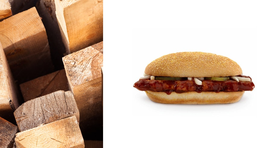 Wood, bugs, and other gross things you didn't know you were eating