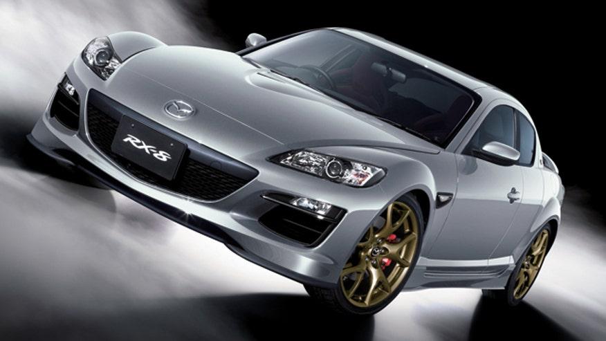 Mazda RX-8 SPIRIT R
