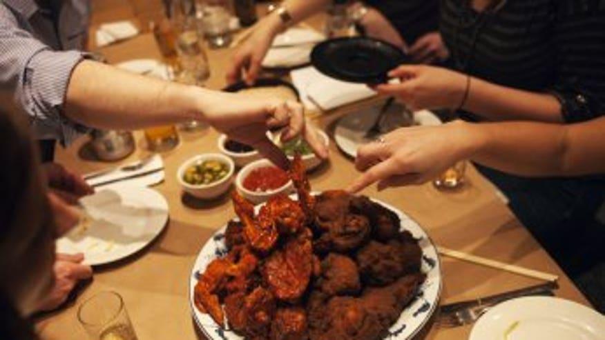 fried chicken fried chicken fried chicken momofuku s fried chicken ...