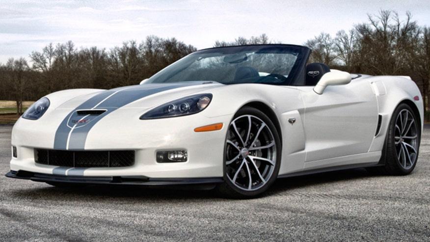 2013 Corvette Convertible 427