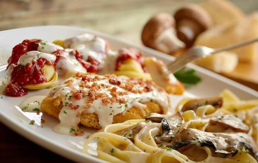 Menu For Olive Garden: Olive Garden Is Crowdsourcing Its Next Menu Items
