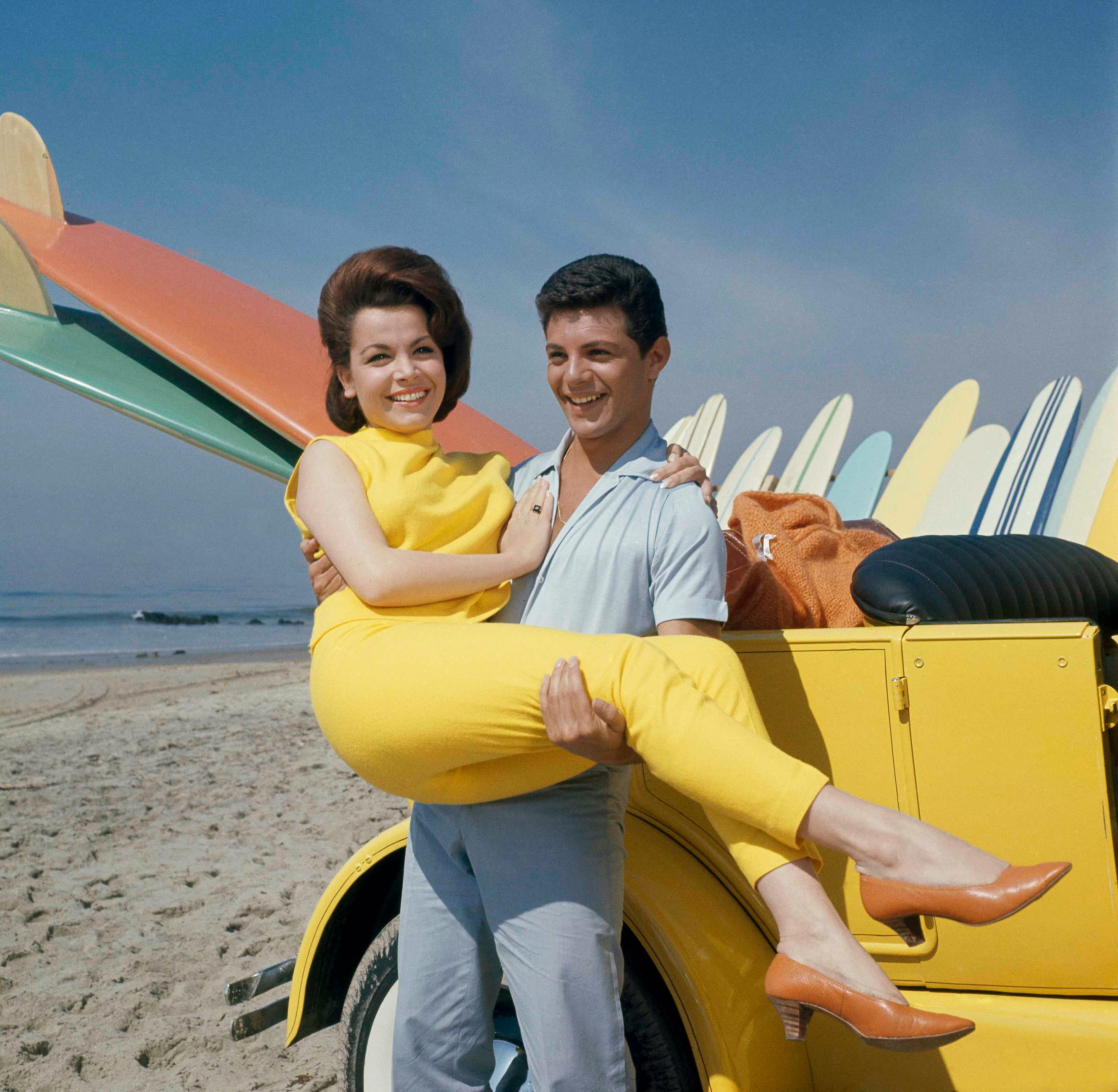 Beach Blanket Tempest Musical: Annette Funicello Dead; Original Mouseketeer And 'Beach