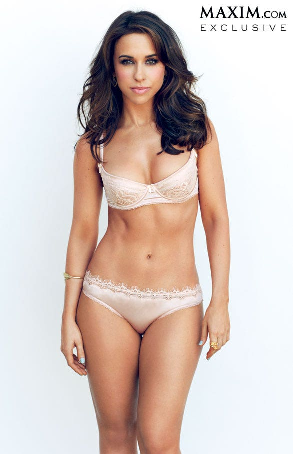 Lacey chabert posing in undies for maxim nerve wracking fox news