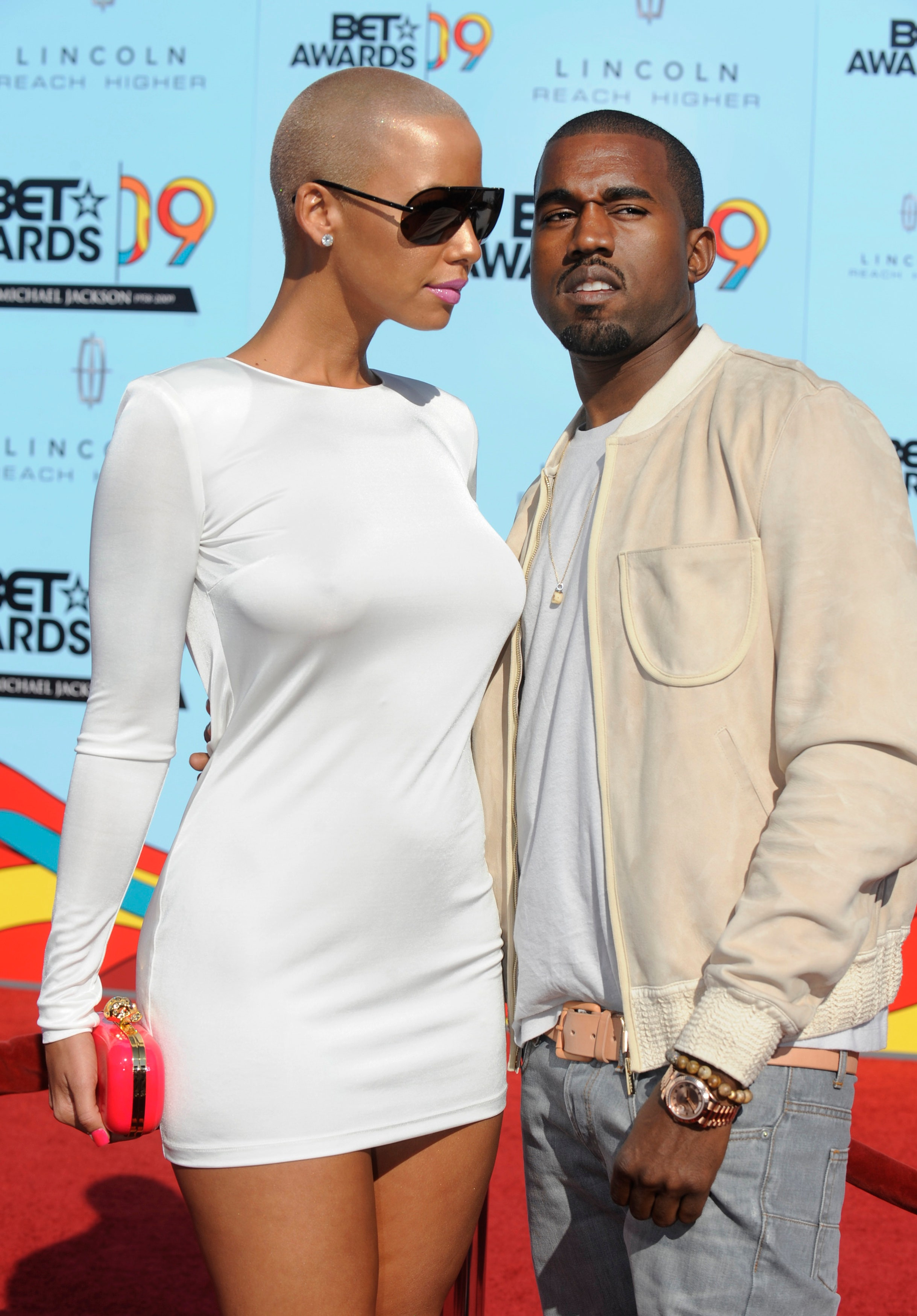 Kanye West And Amber Rose Exchange Insults Fox News