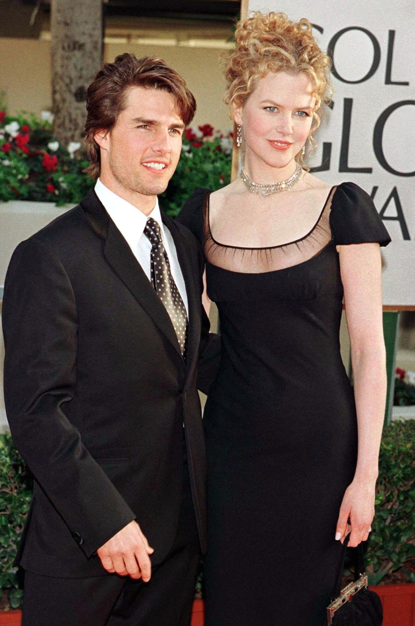 Tom Cruise And Nicole Kidman Movie