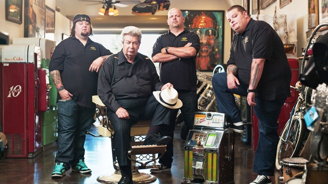 'Pawn Stars' meltdown: Shop takes in stolen coin collection
