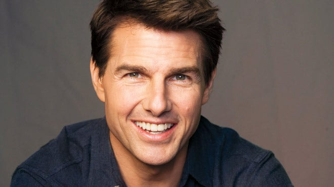 Tom Cruise opens up ab...