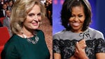 The fashion world has remained particularly quiet on the Ann Romney fashion front.