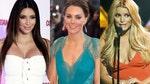 Kate Middleton. Kim Kardashian. Jessica Simpson.