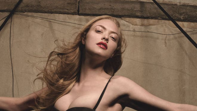 Amanda Seyfried in GQ