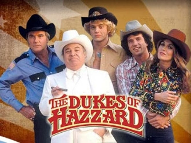 Original Dukes of Hazzard of 39 The Dukes of Hazzard 39
