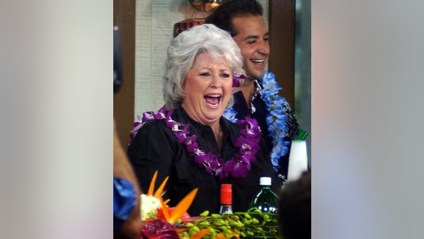 Paula Deen Hit with Ham