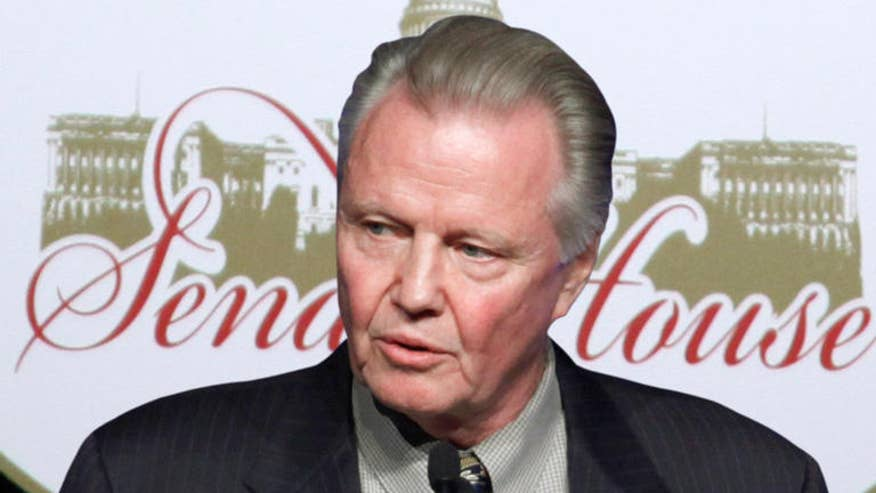 Jon Voight: Now