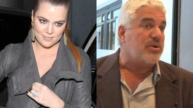 Khloe Kardashian S Father Real Pictures Hairdresser