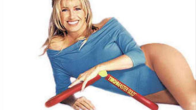 thighMaster suzanne somers