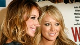 Hilary and Haylie Duff TX