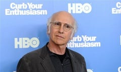 Move over George Clooney. Sayonara Brad Pitt. Hello... Larry David?