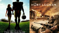With The Blind Side and The Hurt Locker earning Hollywood's top honors, will conservative values show up more in film?