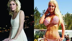 For Heidi Montag, G-sized breasts did not make life great.
