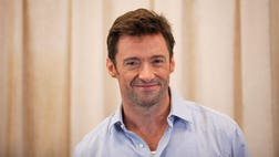 Hugh Jackman says his new line of fair-trade, charitable coffee, tea and chocolate products could make the perfect Valentine's Day gift.