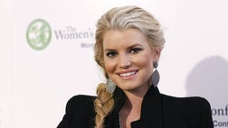 Jessica Simpson may be gaining back the weight she lost. Rumor has it she is pregnant again.