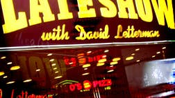 "Two days after news surfaced that a jihadist had made violent threats against him, late-night comedian David Letterman tightened security at the Manhattan theater where he tapes his ""Late Show."""