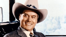Larry Hagman played a lot of important roles, but his biggest impact may have been in Romania.