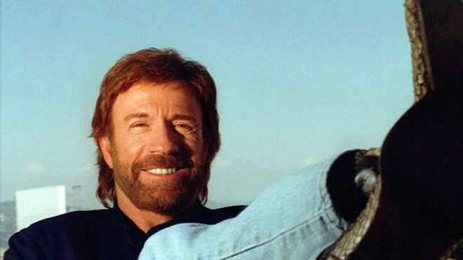 Chuck Norris 1995