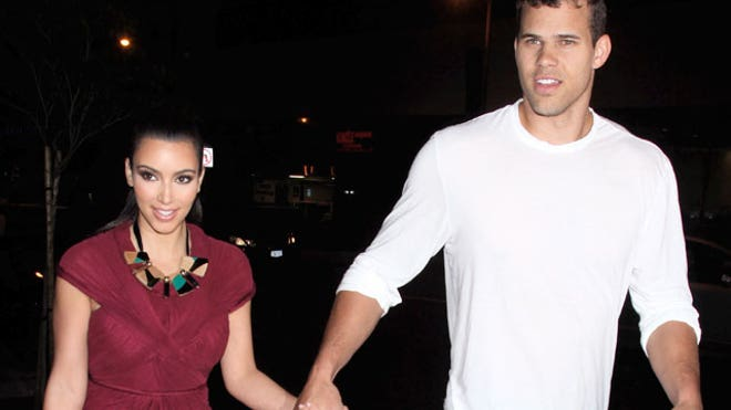 Kim K Kris Humphries 640