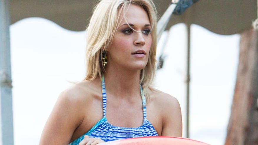 Carrie Underwood Movie Still