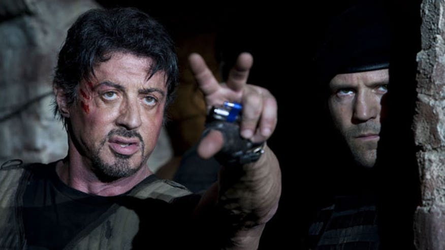 Expendables 2 640