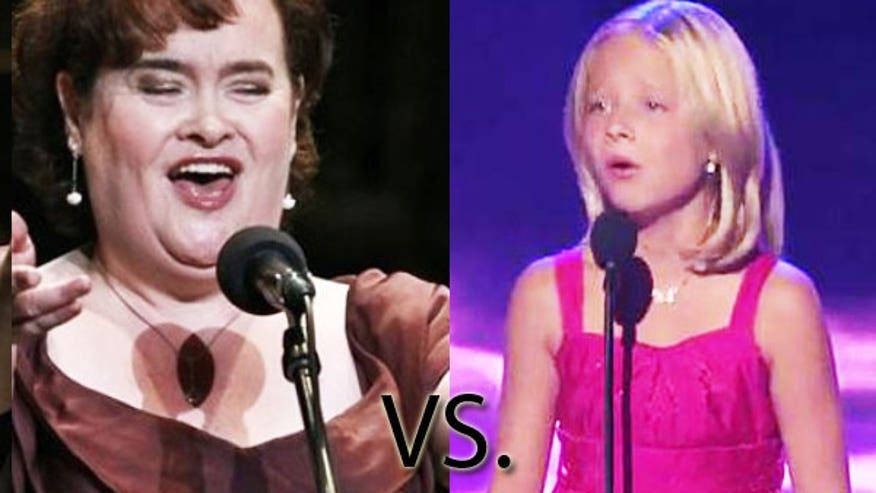 Susan vs Jackie