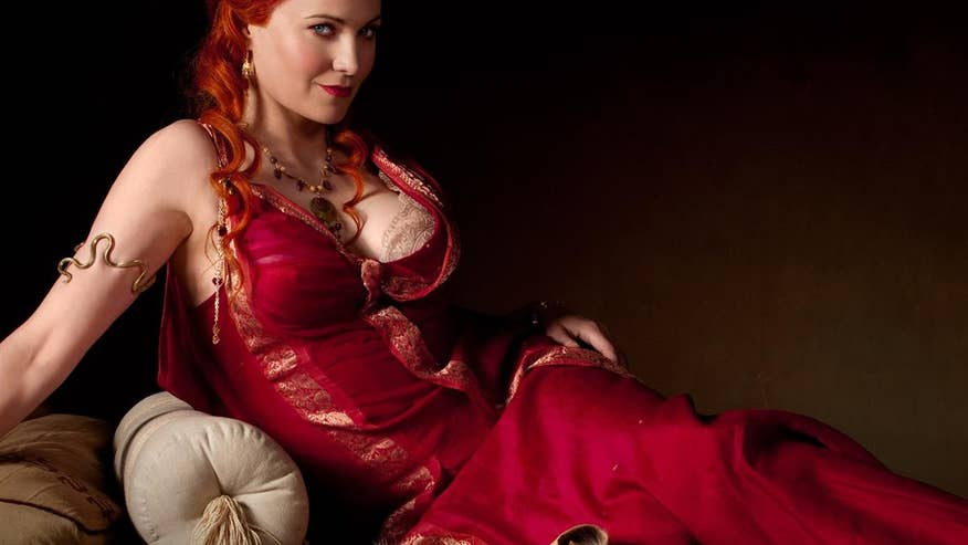 Lucy Lawless Spartacus 640