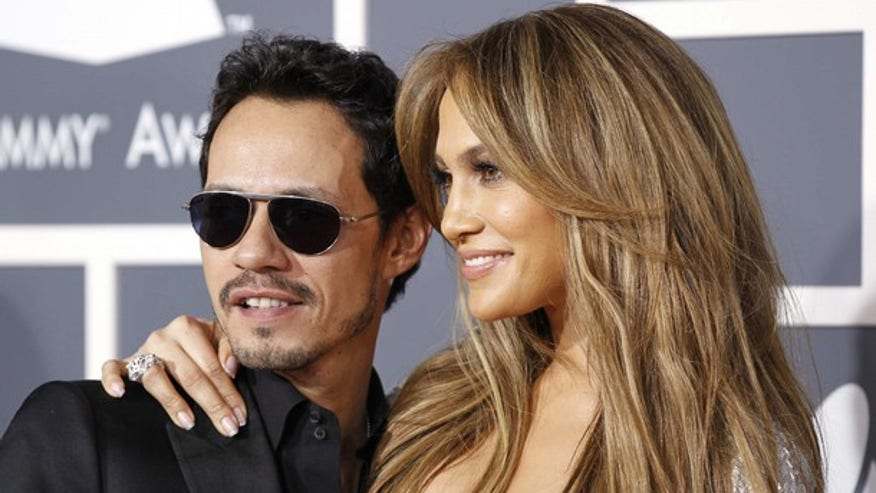 Marc Anthony and Jennifer Lopez 640