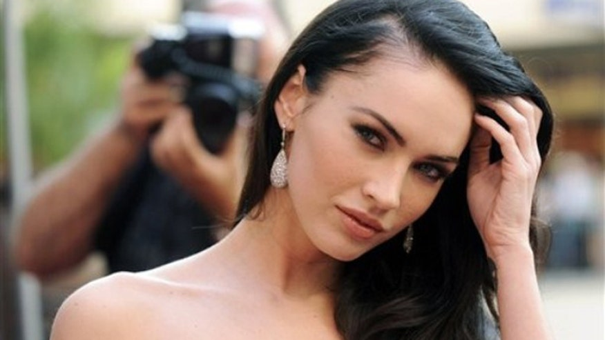 Megan Fox Sexy Eyes 640