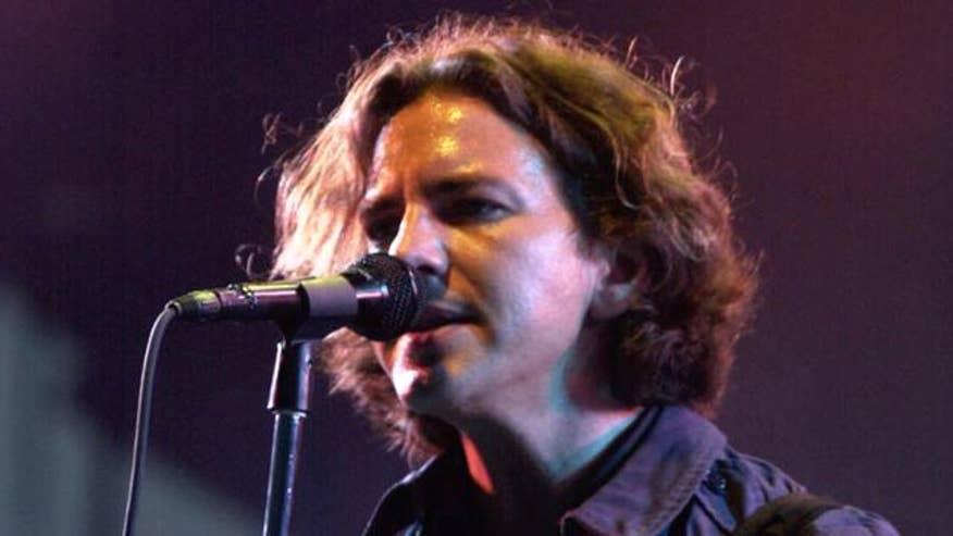 Eddie Vedder Internal