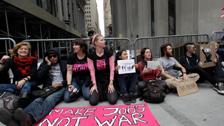 WallSTProtest
