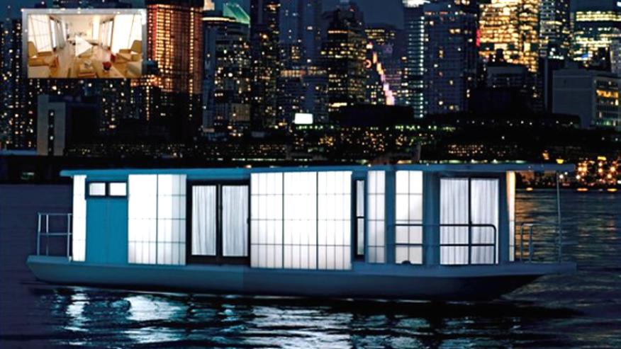 Neiman Marcus Houseboat