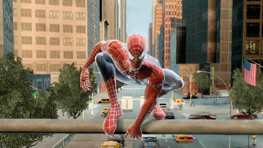 spider man 640
