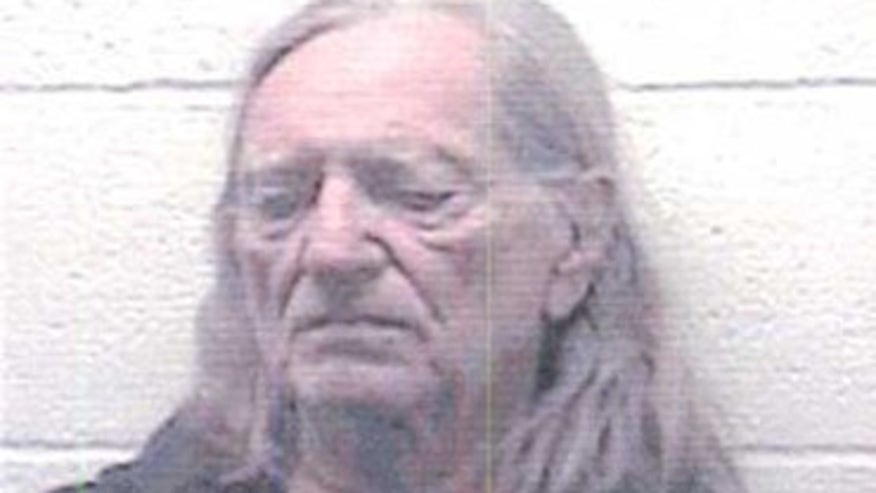 willie nelson mug shot