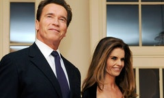 The Kennedy heiress was supposedly sleeping with her husband's lead campaign strategist well before Schwarzenegger's old affair
