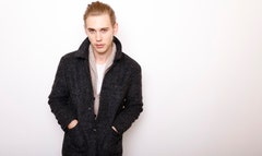 Austin Butler attended the Sundance Film Festival for the first time to promote a wild movie where he plays a Satanist.